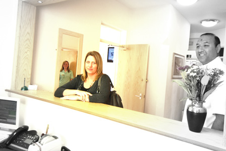 dental practice delapre